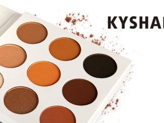 kyshadow-bronze-palette