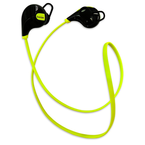 Amerzam Neon Green Wireless Headphones The Product Promoter