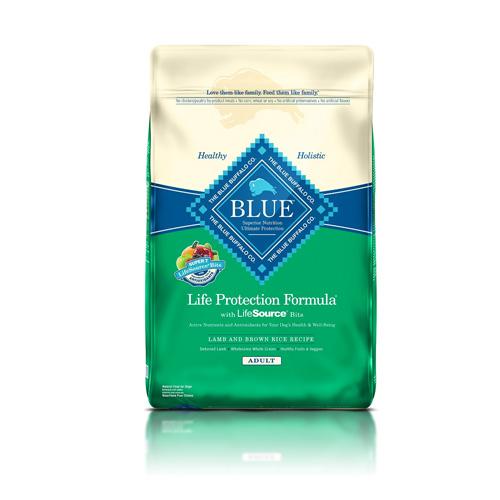 Ingredients In Blue Buffalo Dry Dog Food