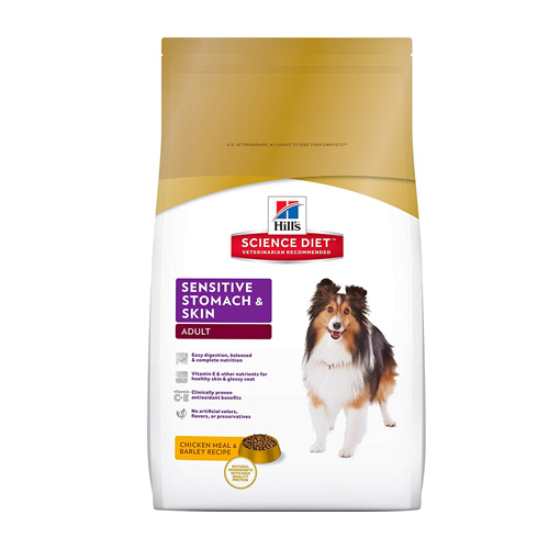 Best Dog Food For Sensitive Stomach And Skin